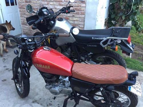 moto yamaha sr 250 sr