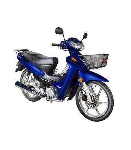 moto yumbo c110 dlx 0km. 18 cuotas megastore virtual