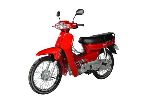moto yumbo eco 70 - mercado pago 12 cuotas + casco