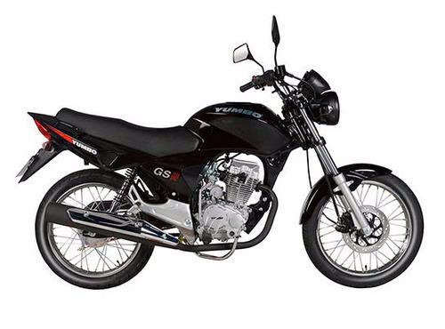 moto yumbo gs 125 ii nueva   brasil shop