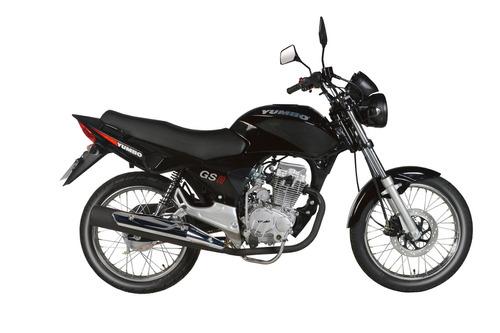 moto yumbo gs125 il led - mercado pago 12 cuotas