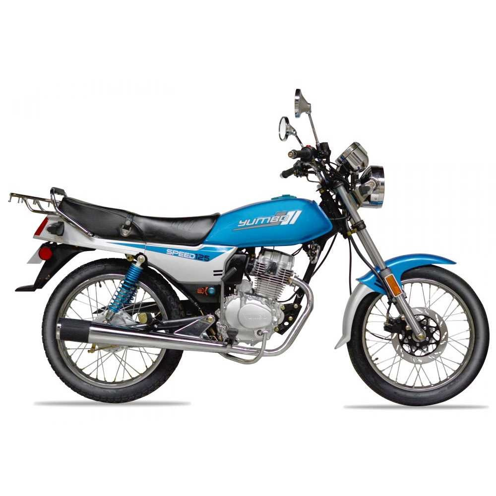 BACCIO CLASSIC RETRO 125 - Deceleste Uruguay. Motos