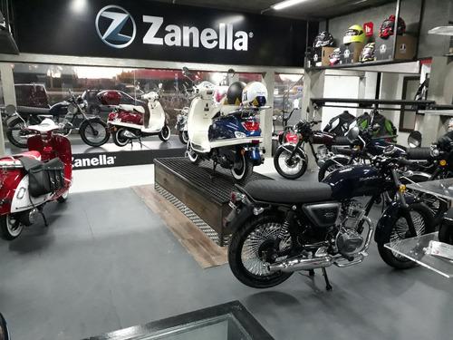 moto zanella zr 125 y 200 - enduro cross - financiada