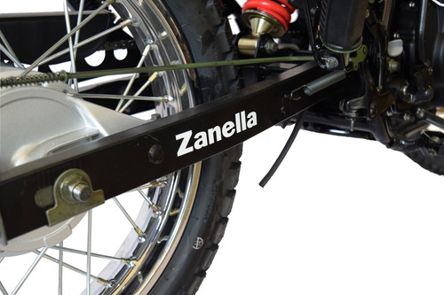 moto ztt zr 125 cc zanella 0km 2018