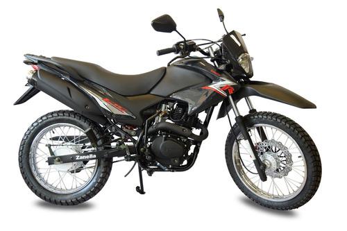 moto ztt zr 125 cc zanella 0km 2019