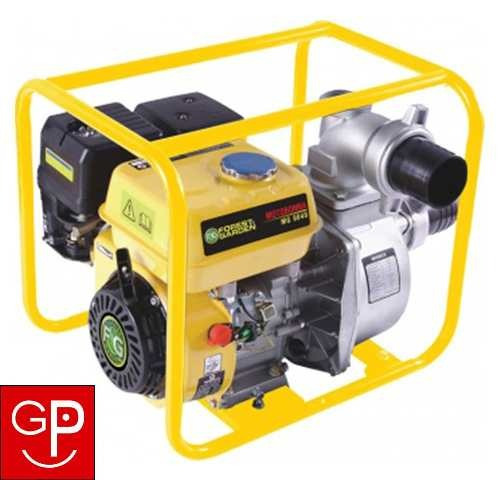 motobombas a gasolina 9hp mg8040/1 forest & garden g p