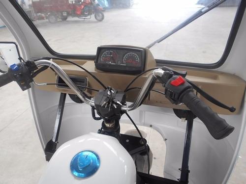 motocarro kingway mx 2018 caja larga  700 kg con cabina