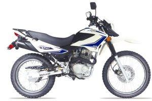 motomel yumbo skua 125 enduro 36 cuotas delcar motos