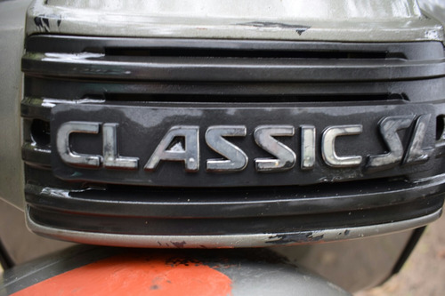 motoneta bajaj classic sl año 2002 2t todo al dia !