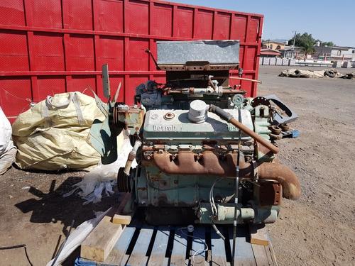 motor detroit diesel 8v71