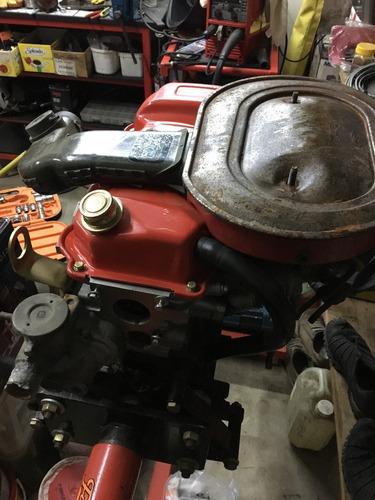 motor ford cvh 1600 xr3