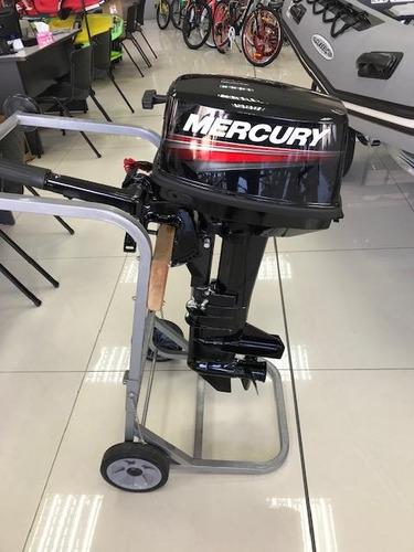 motor fuera borda mercury 2 tiempos 8 hp tanque manguera