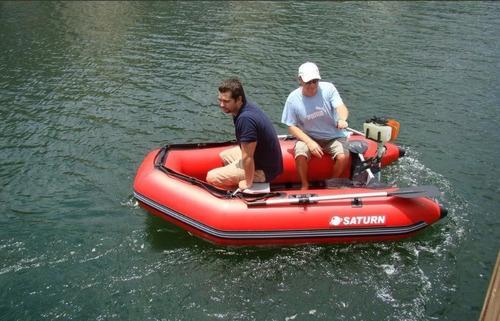 motor fuera de borda 4 tiempos piraña 2 hp bote gomon canoa