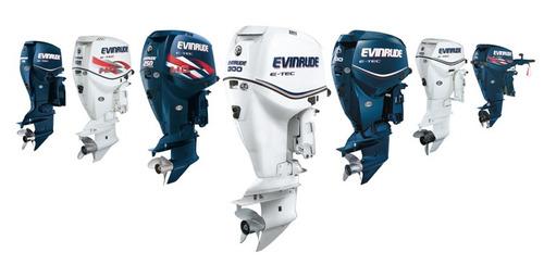 motor fuera de borda evinrude e-tec 60 hp (americano)