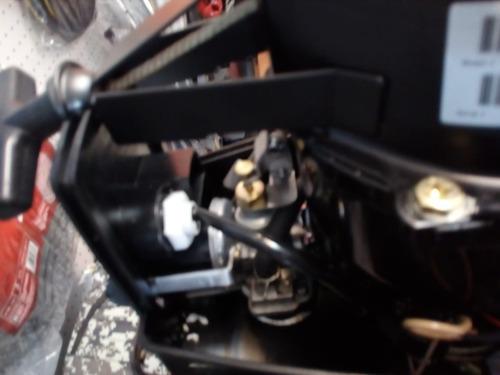 motor fuera de borda mercury 3.3 hp 2 tiempos