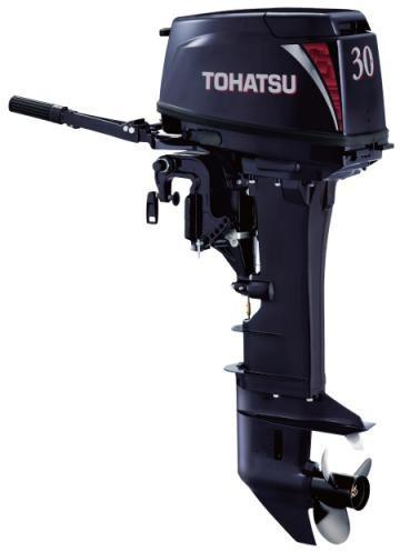 motor fuera de borda tohatsu 30 hp 2 tiempos