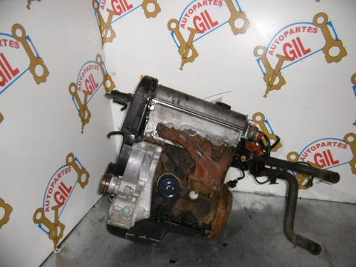 motor nafta volkswagen polo 1.6 - sin accesorios - mn0004