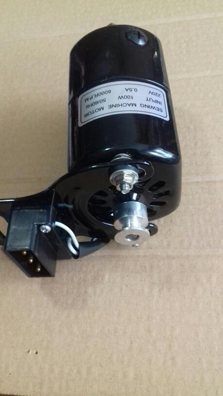 Motor Para Maquina De Coser Familiar - $ 420,00 en Mercado