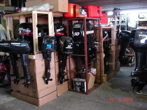 motor power tec 4 hp 4 tiempos todas las potencias permutas!