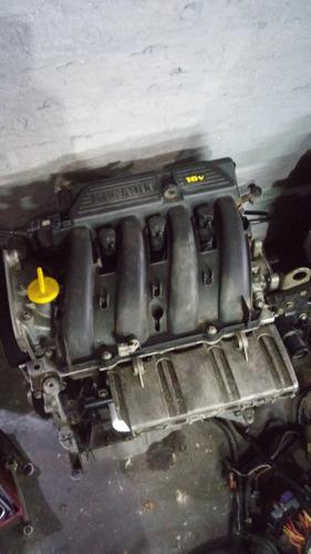 motor renault 1.6 16v k4m con documentacion