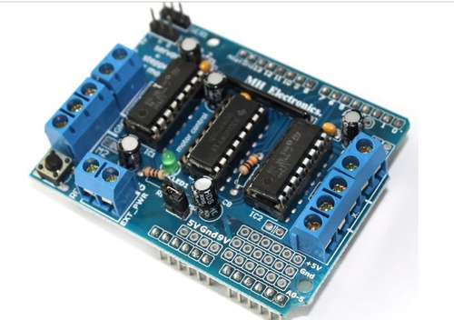motor shield l293d para arduino uno