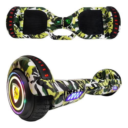 motor skate patineta electrica hoverboard luz dimm #master