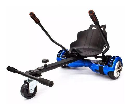 motor skate patineta electrica hoverboard + silla dimm #oca