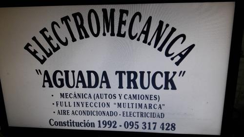 motores-cajas y c/automaticas- electronica-electricidad.a/c.