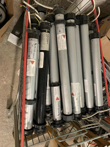 motores eléctrico para cortinas de pvc o aluminio