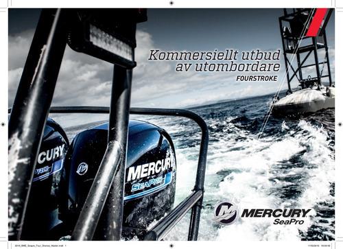 motores fuera borda mercury lanchas botes gomones nautica