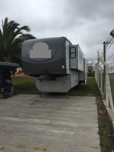 motorhome con slide out - casa rodante expandible