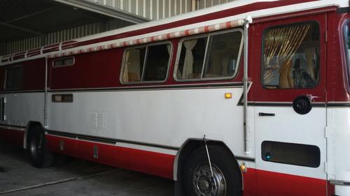 motorhome mercedez 352 inmaculado!!! 1982