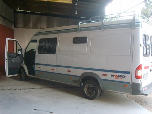 motorhome: reparación, equipamiento,amueblamiento