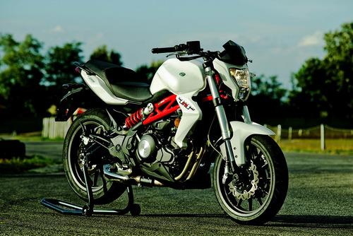 motos benelli tnt300