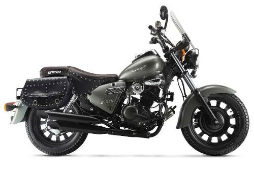 motos keeway superlight 200 chopera 0km c/casco sola firma!