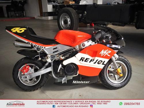 motos mini kids 50 deportivas