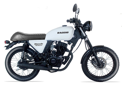 motos moto 0km baccio classic retro lanzamiento 2019 fama