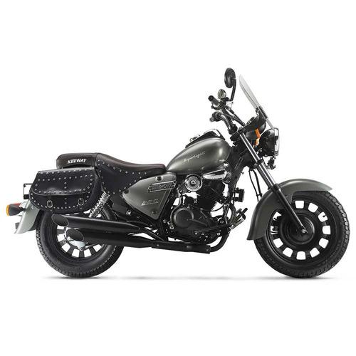 motos moto custom 0km keeway superlight 200 casco regalo