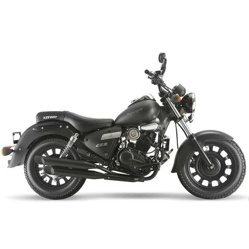 motos moto custom keeway superlight 200