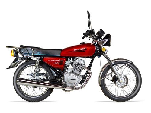 motos moto nueva 0km baccio classic 200 casco de regalo fama