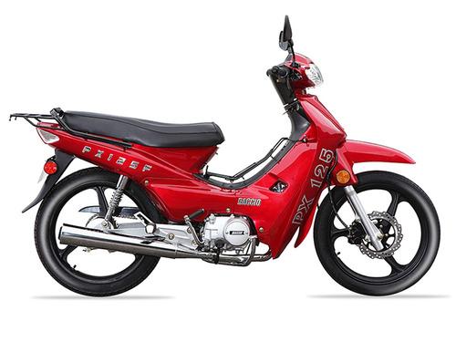 motos moto nueva 0km baccio px125 f nuevo lanzamiento fama