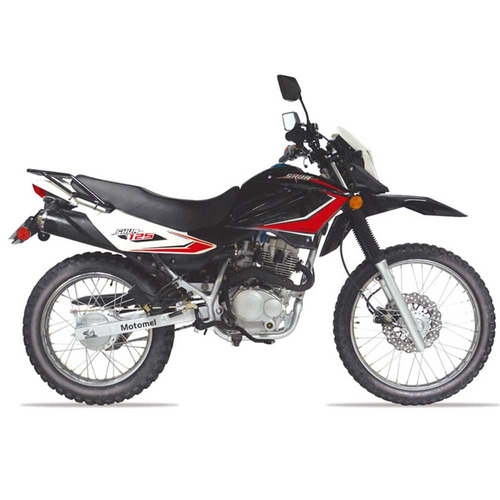 motos moto nueva 0km motomel skua 125 casco regalo - fama