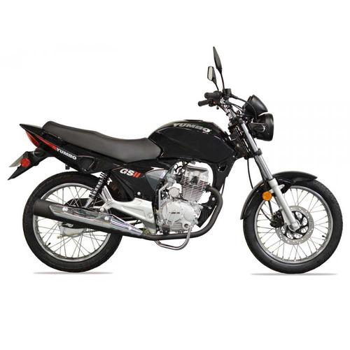 motos moto nueva 0km yumbo gs 125 ii con casco regalo fama
