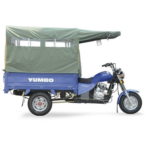 motos moto trciciclo yumbo cargo 125 ii nuevo toldo opcional