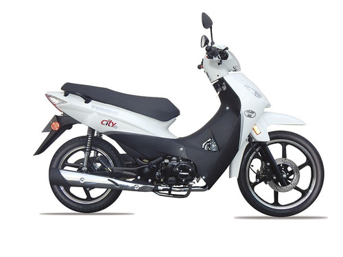 motos moto yumbo city 125
