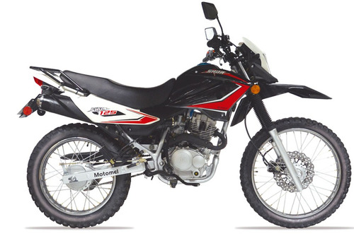 motos motomel skua 125