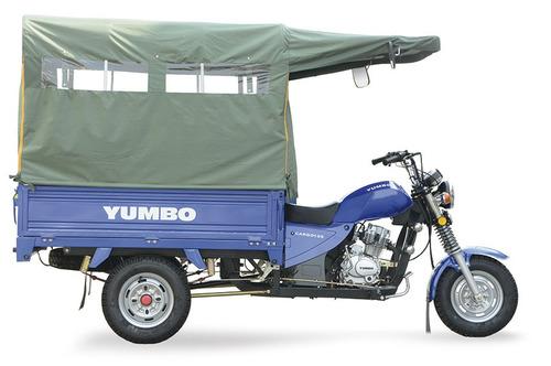motos utilitarios yumbo cargo 125 ii