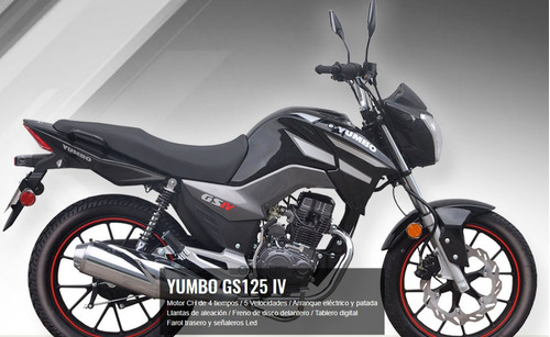 motos yumbo 125