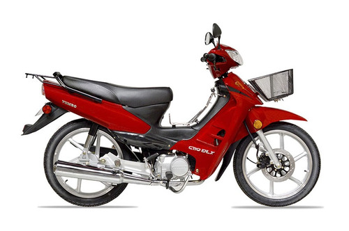 motos yumbo c110dlx