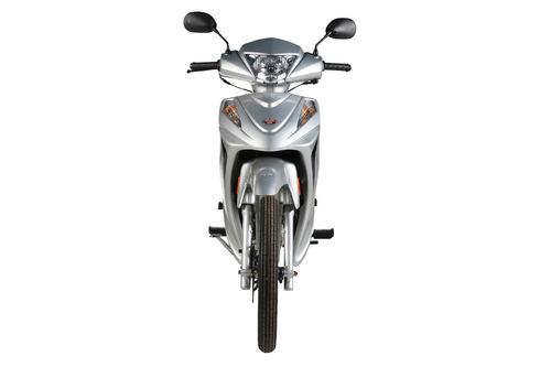 motos yumbo city 125 ii polleritas llantas de aleación 0km